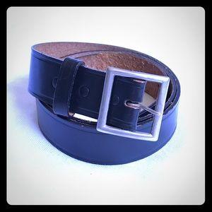 Dickies Genuine Leather Black belt | size 42